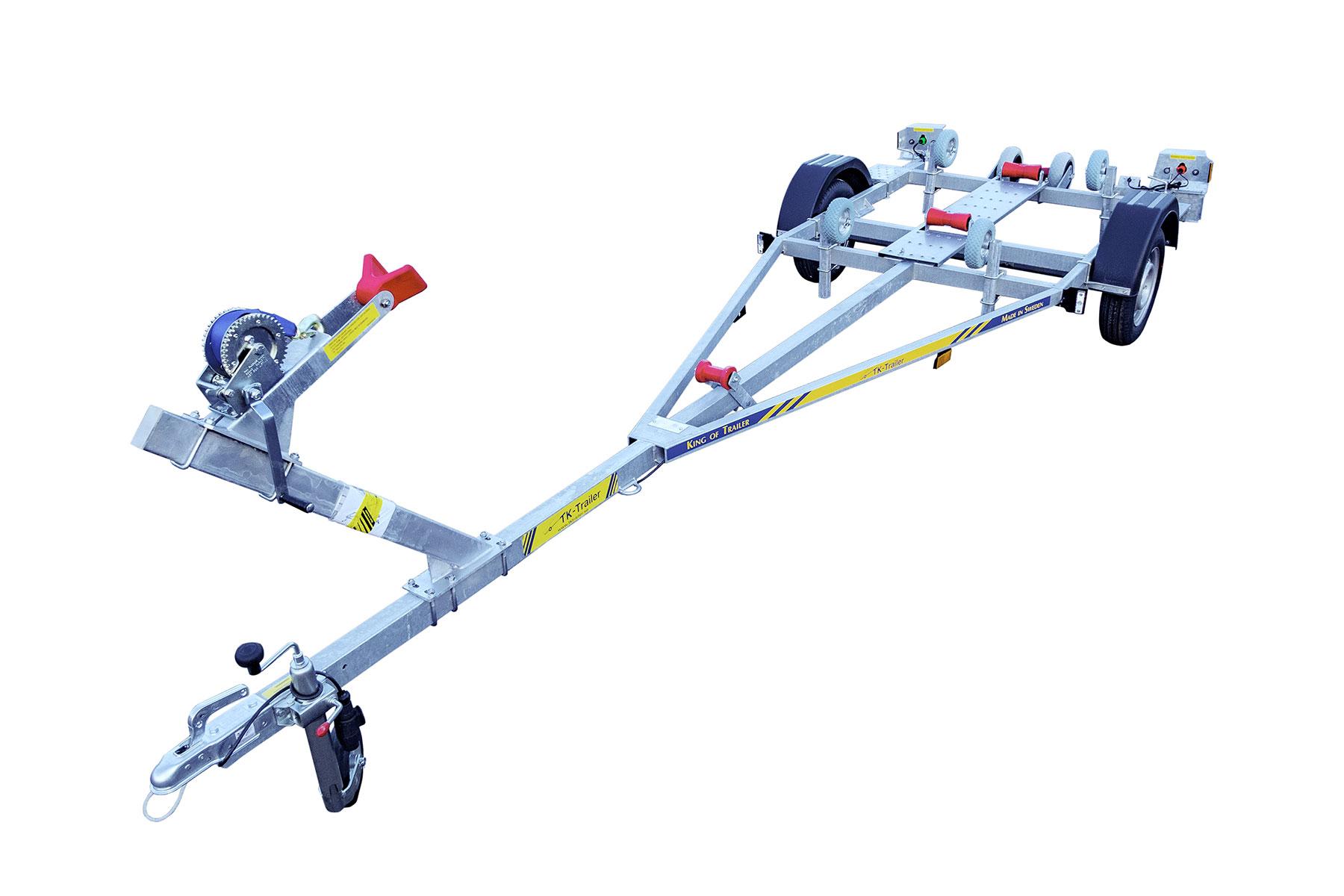 TK-Trailer BT750