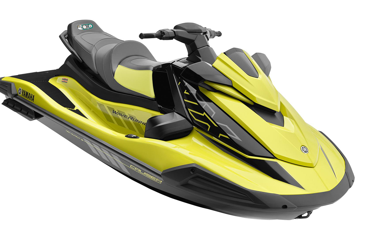 Waverunner VX Cruiser HO