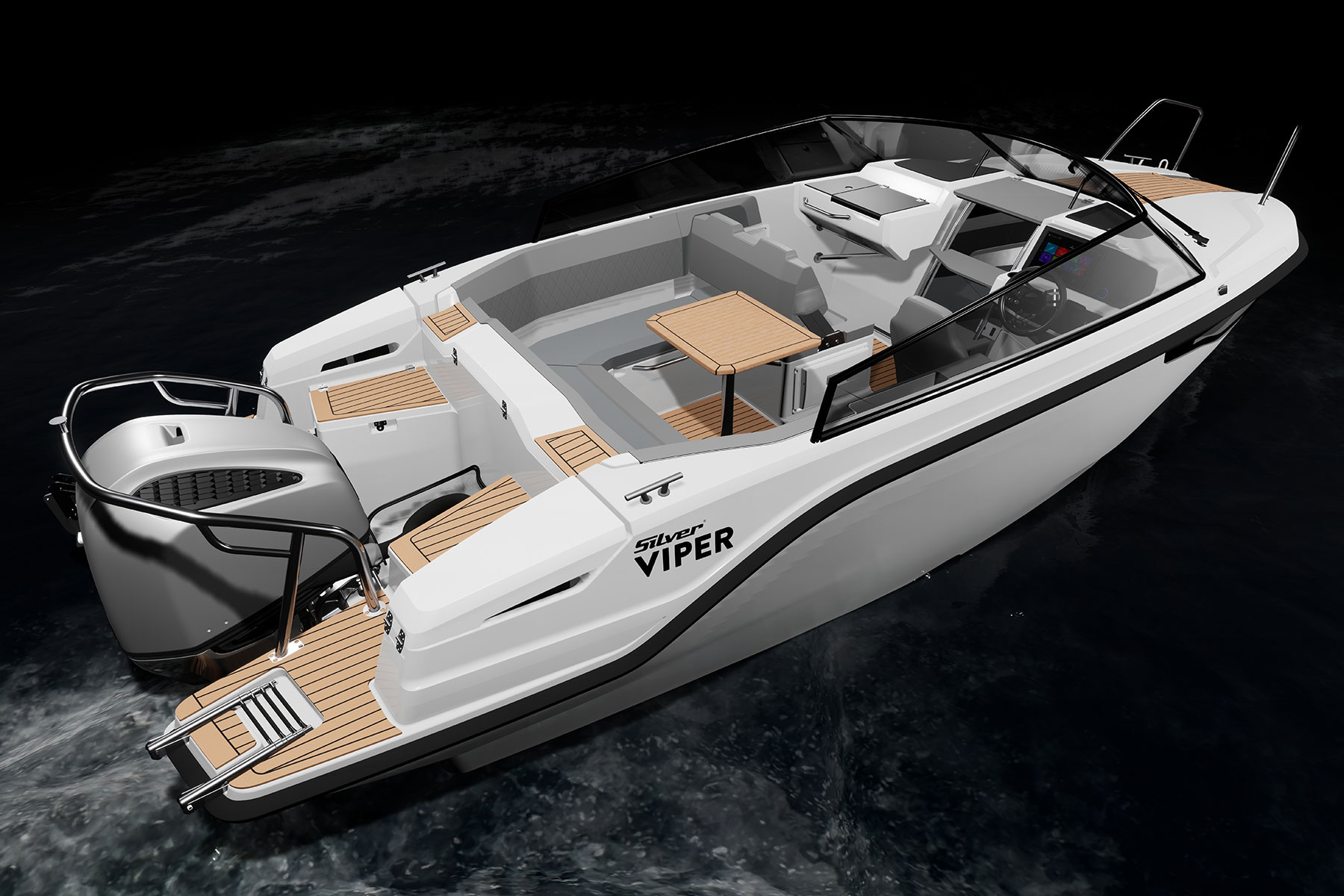 Silver Viper DCz